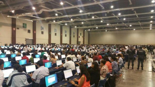 En Guerrero se evalúan Mil 960 docentes, a pesar de interrupciones: SEP