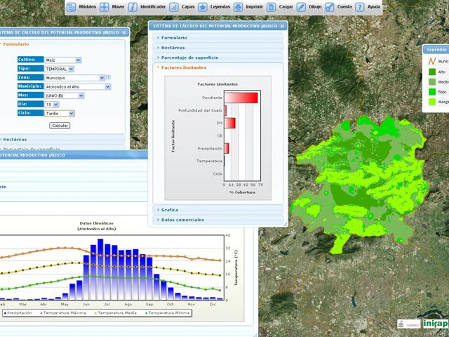 Desarrolla INIFAP sistemas de información agroclimáticos para consulta y aplicación de los productores del campo