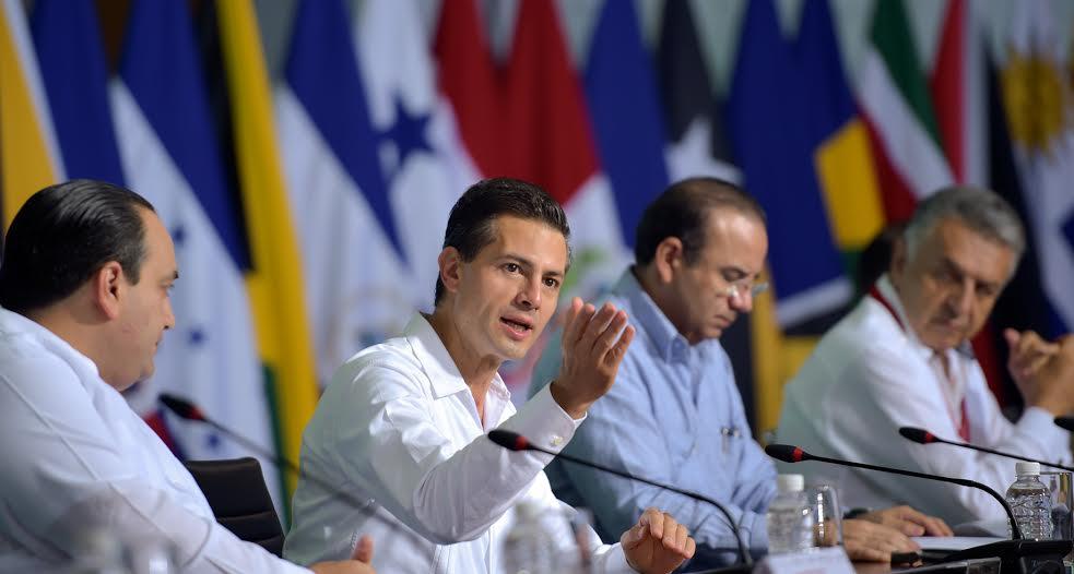 El Primer Mandatario participó en la 19ª Conferencia Interamericana de Ministros de Trabajo de la Organización de los Estados Americanos.