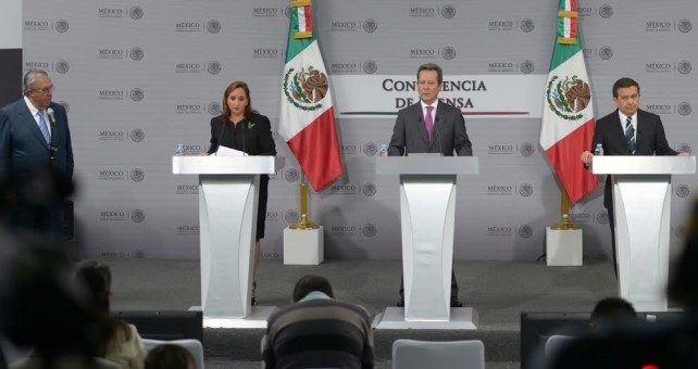 President Peña Nieto's presence in Turkey and the Philippines strengthens Mexico's role in the world as a major player.