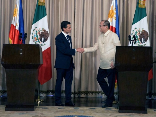 Mexico and the Philippines agree to take bilateral relations to a new stage that will benefit their populations.