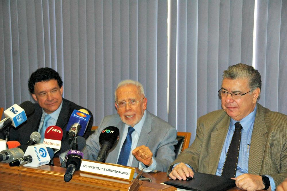 Recibirá Consejo de Representantes de la CONASAMI a funcionarios del GDF.