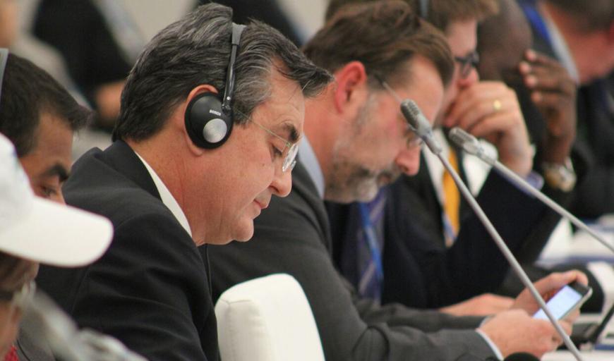 Como parte de las contribuciones nacionales de nuestro país, la delegación mexicana incluyó el compromiso de reducir sus emisiones de carbono negro en un 51% bajo una línea base al 2030
