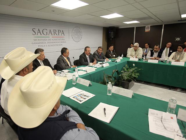 Fortalecen esquemas y acciones del Programa Nacional de Rehabilitación de Agostaderos