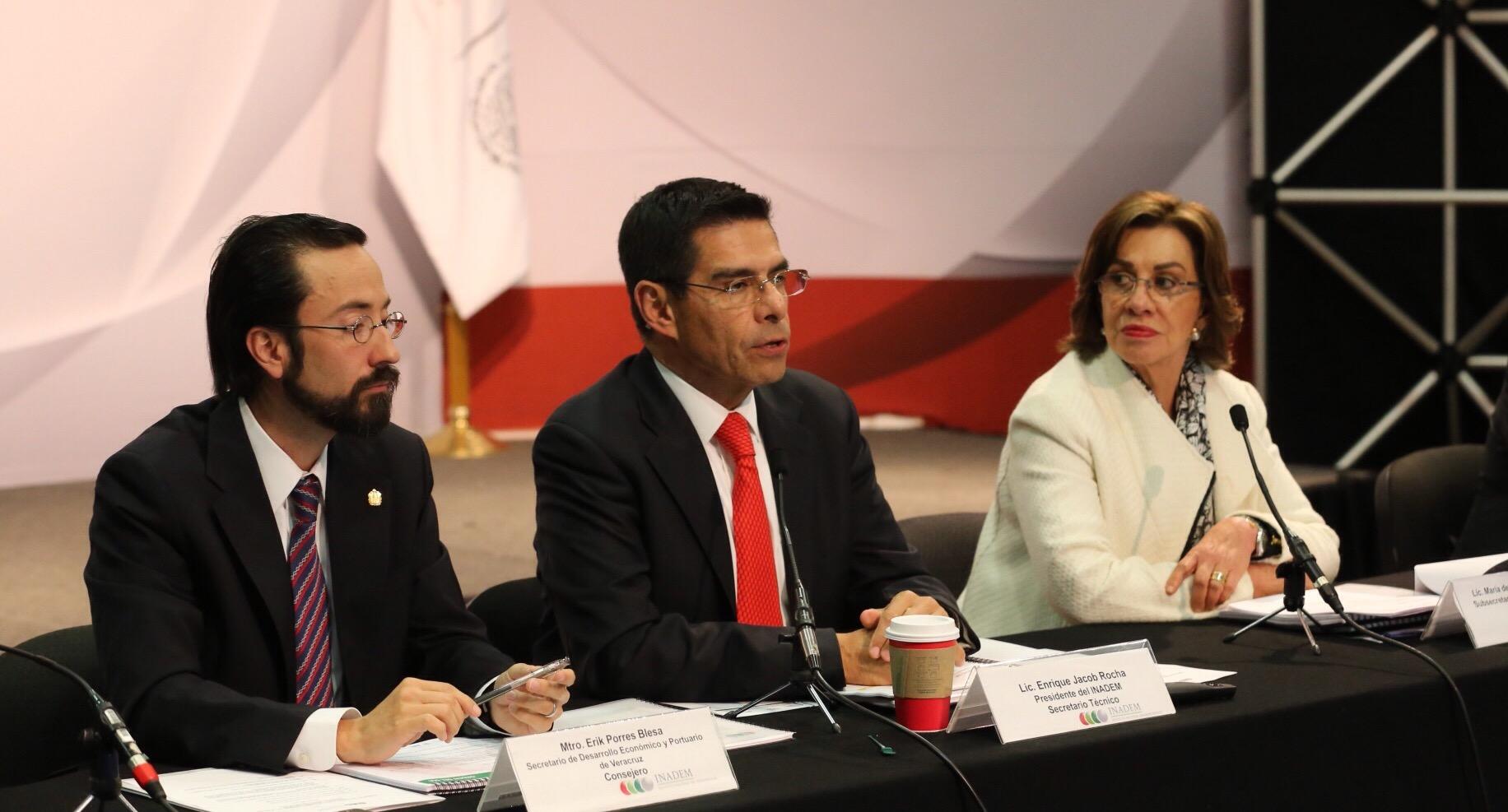 Se realizó la Segunda Sesión Ordinaria del Consejo Nacional para la Competitividad de la MIPYME y la Cuarta Sesión del Consejo Consultivo del INADEM