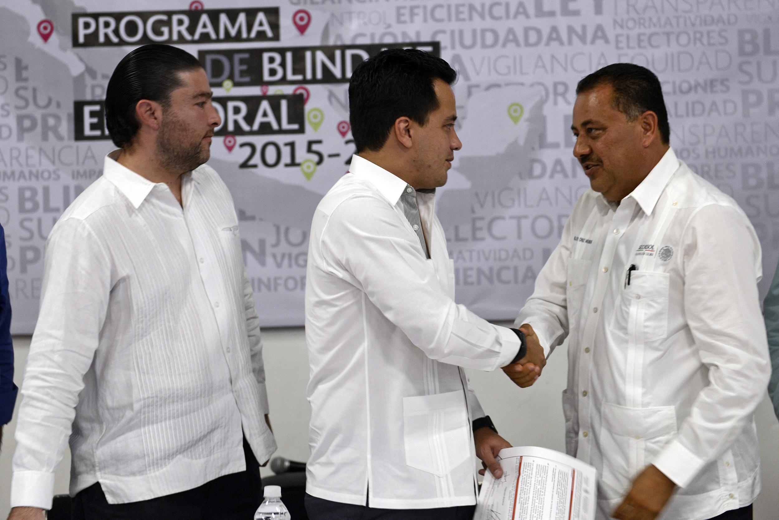 Instalación del Comité Preventivo de Blindaje Electoral para el Estado de Colima