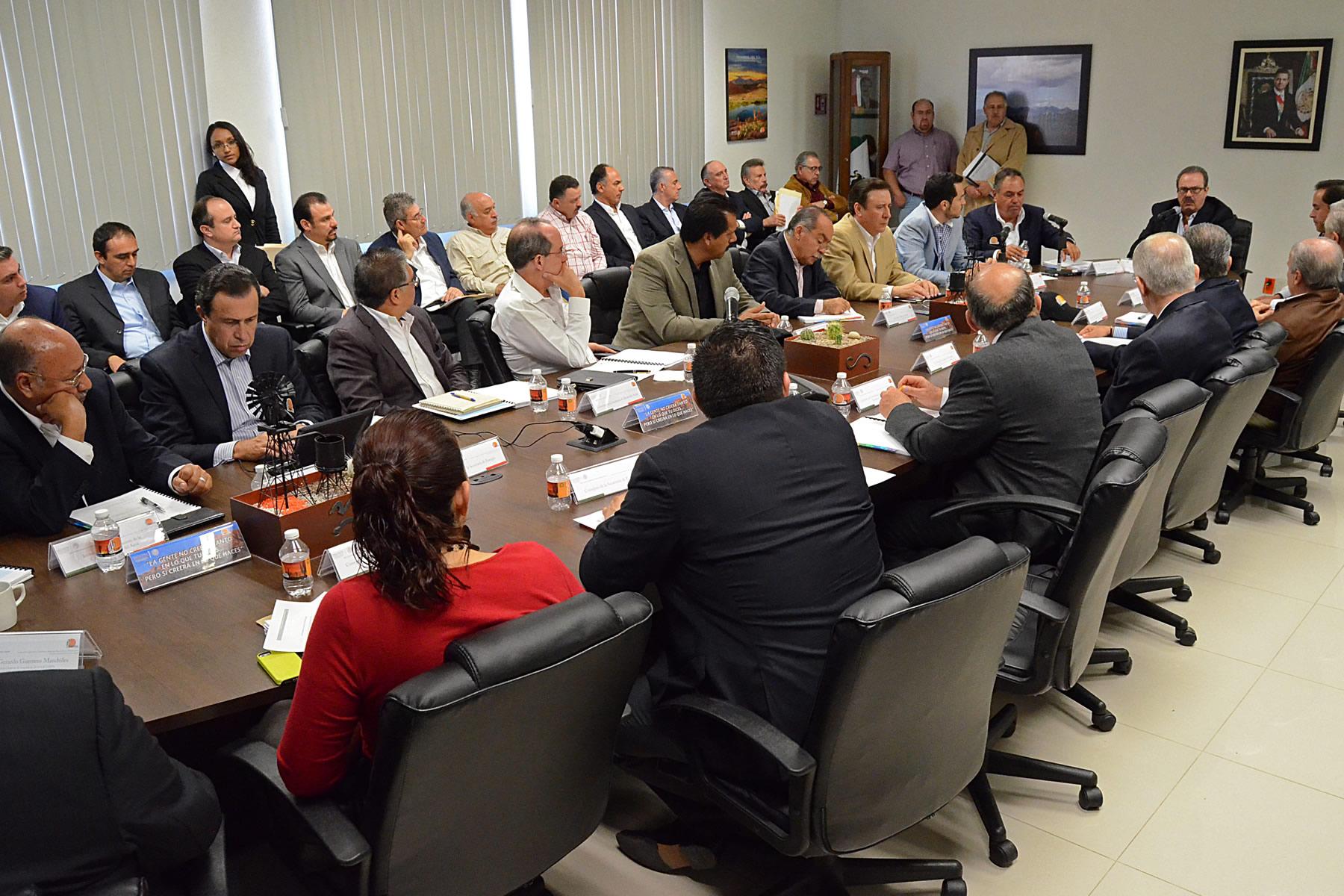 Preside el titular de la SAGARPA la 134 Sesión Ordinaria del Consejo Directivo de la CONAZA.
