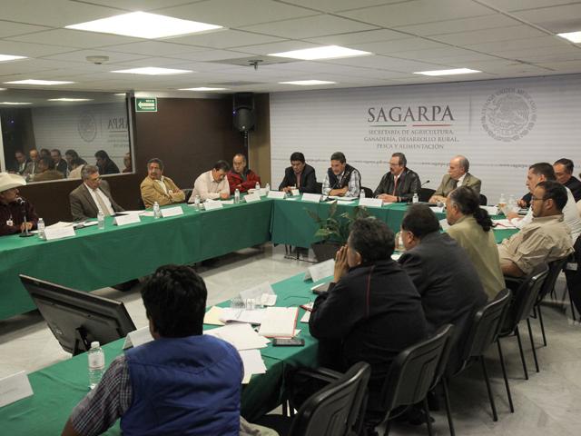 Atiende SAGARPA peticiones de proyectos productivos de organizaciones campesinas