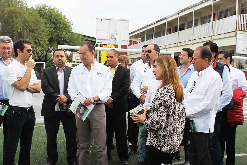 Busca Alianza Educativa Ciudadana por Nuevo León sinergia con el programa  Escuelas al CIEN
