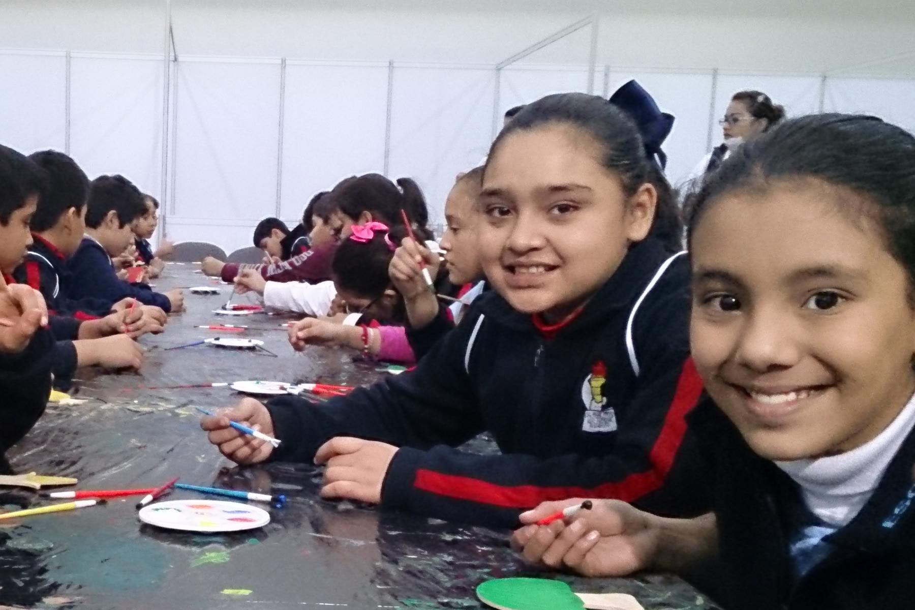 Festejan Día del Niño con Gira Agroalimentaria en el MUTEC.