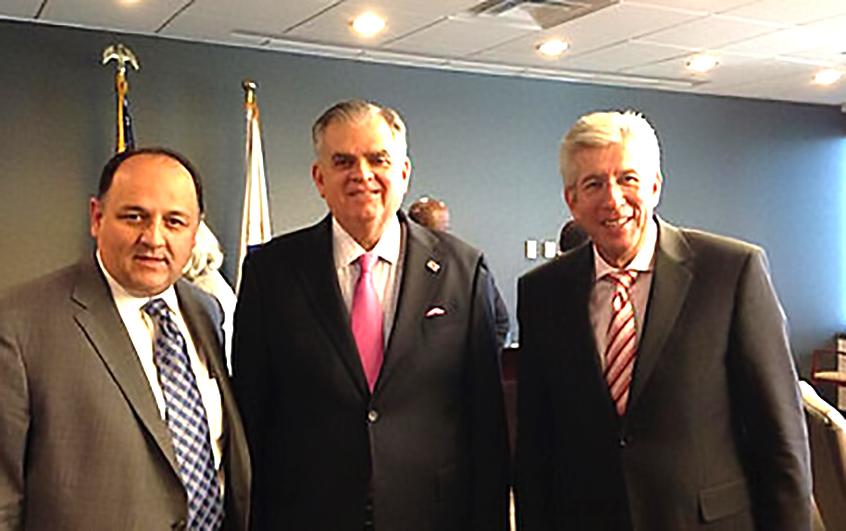 Murrieta, Lahood y Ruiz Esparza