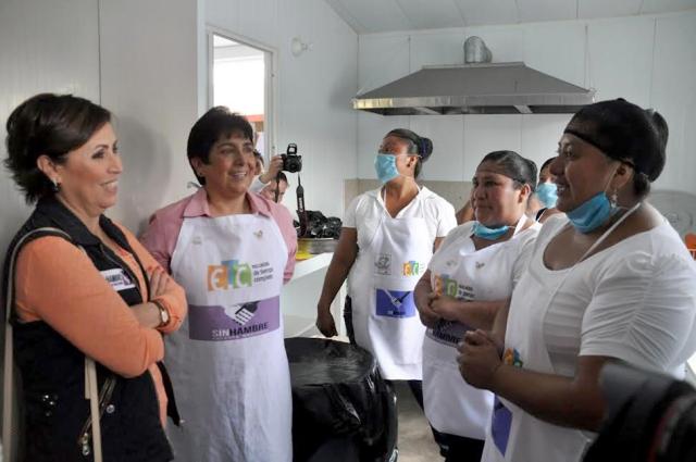 Comedores Comunitarios en Huejutla, Hidalgo