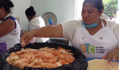 Recorrido de trabajo por Hidalgo: la Secretaria de Desarrollo Social ...