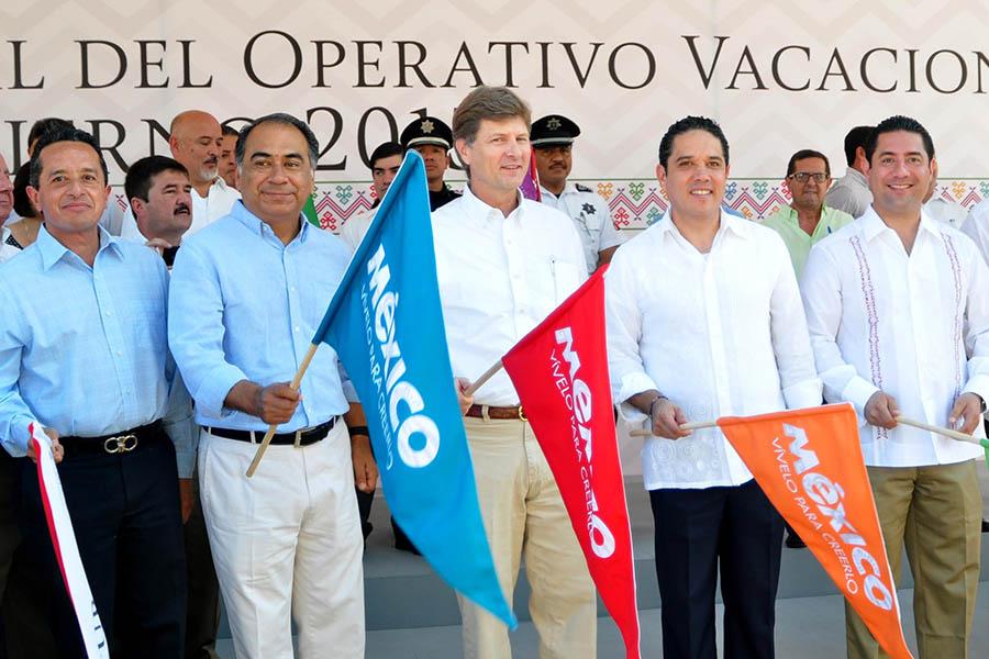 Operativo vacacional invierno 2015