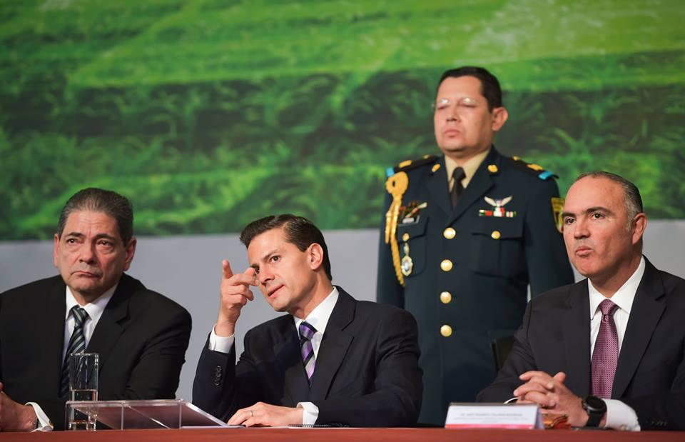 El Primer Mandatario clausuró la 32ª Asamblea General Ordinaria del Consejo Nacional Agropecuario.