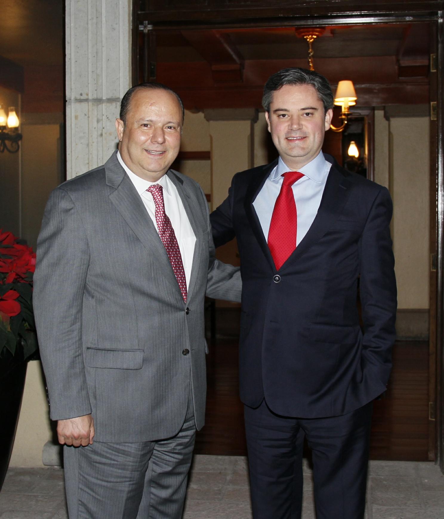 Acuerdan secretario de Educación Pública y gobernador de Chihuahua fortalecer impulso a los programas de la Reforma Educativa