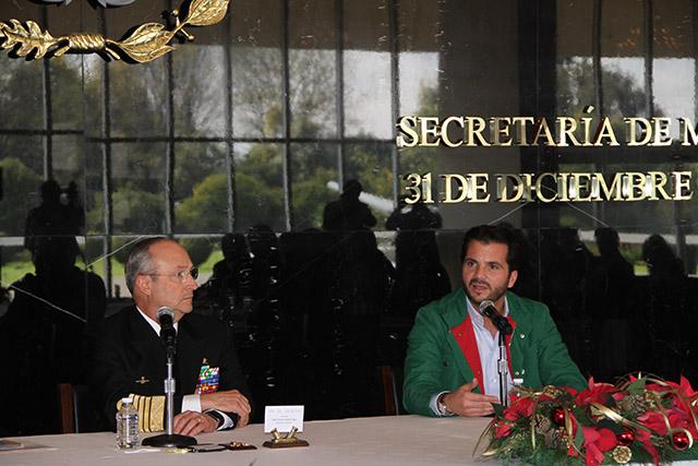 Se llevó a cabo Décima sesión ordinaria de la Comisión Intersecretarial para el Manejo Sustentable de Mares y Costas (CIMARES).