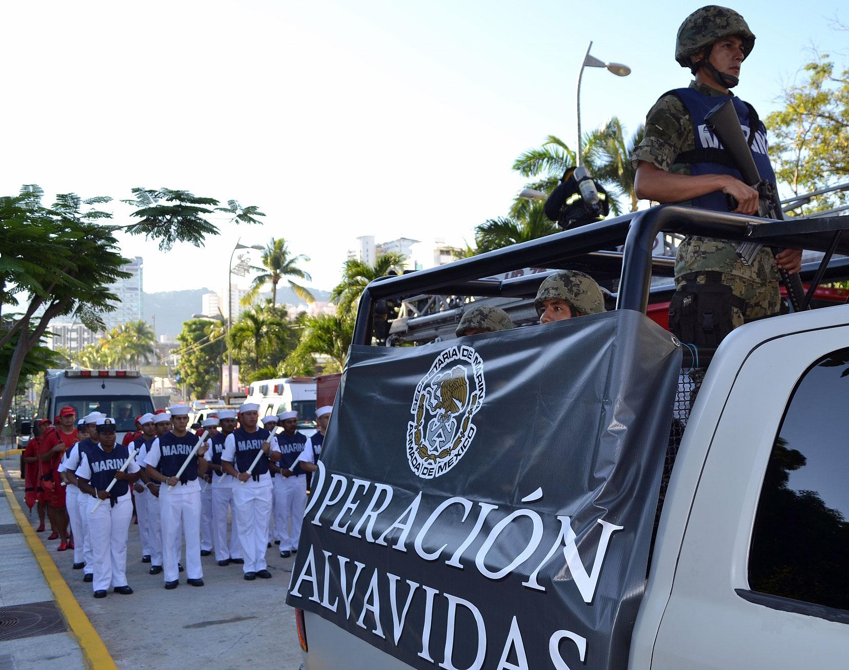 """Operación Salvavidas """"Invierno 2015"""""""