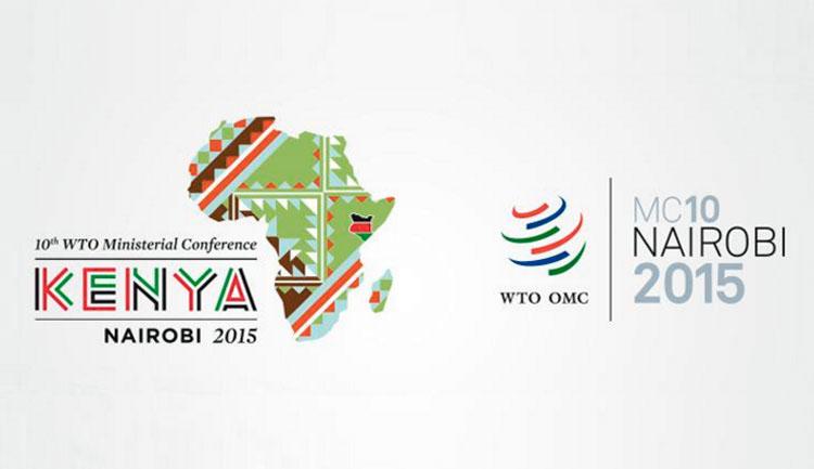 Concluye en Nairobi la Décima Conferencia Ministerial de la Organización Mundial del Comercio