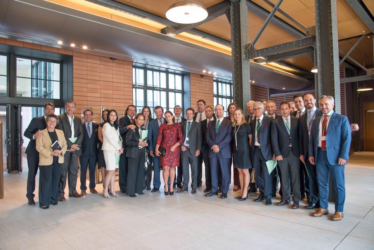 La Secretaria de Turismo, Claudia Ruiz Massieu, y el Copresidente del Consejo Estratégico Franco-Mexicano, Philippe Faure, encabezaron la Primera Reunión del Grupo de Alto Nivel sobre turismo México-Francia (GAN) el pasado 17 de abril.