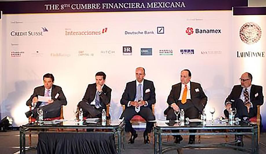 El uso de los recursos públicos y la inversión privada  fundamentales para impulsar a México