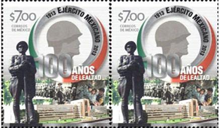El timbre, que emitiera Sepomex, acompañará a miles de cartas y paquetes en todo el país y en el extranjero
