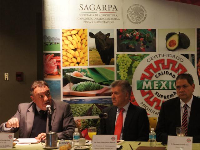Alianza entre SAGARPA y México Calidad Suprema, estratégica y exitosa.