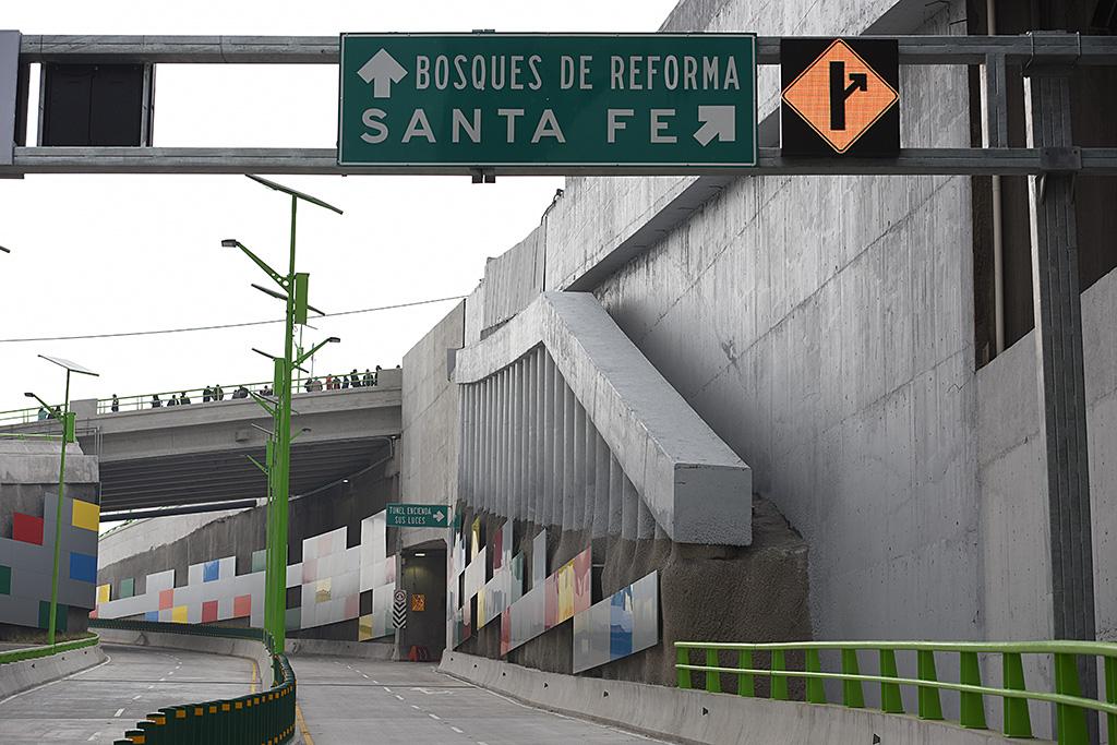 """En operación la vialidad """"Barranca de Hueyetlaco"""""""