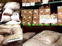 "Para prevenir riesgos sanitarios, clausura dos bodegas de ""Empacadora Therbal"" y ""Centro Botánico Nayec"", en la delegación Iztapalapa, por vender tés e infusiones frutales con anomalías."