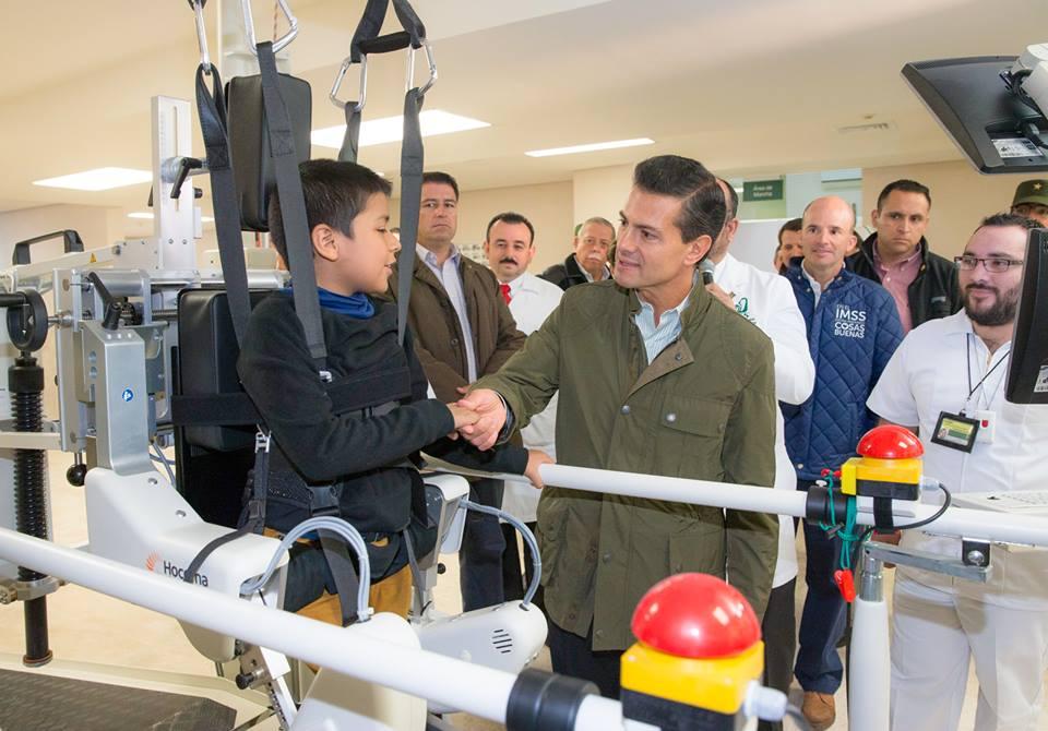 El Primer Mandatario inauguró el Hospital General Regional 270 del Instituto Mexicano del Seguro Social (IMSS) y el Hospital General de Tampico.