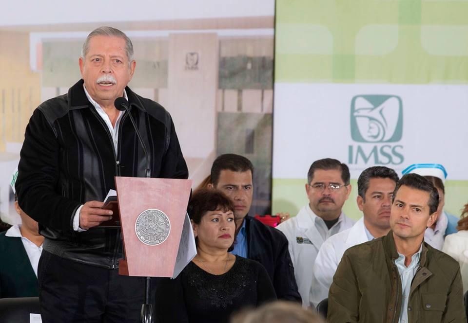 """""""El Hospital General de Tampico es uno de los tres compromisos que en materia de salud estableció con los tamaulipecos, el señor Presidente Enrique Peña Nieto"""", dijo el ingeniero Egidio Torre Cantú, Gobernador del Estado de Tamaulipas."""
