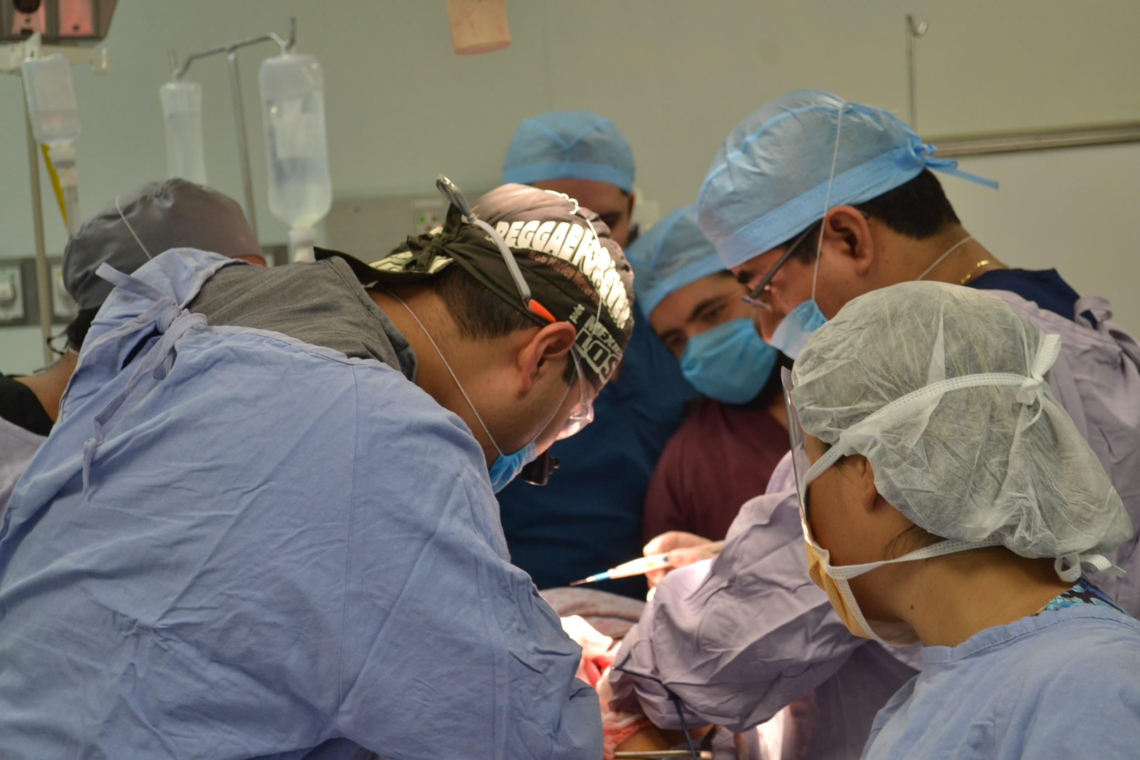 El 80 por ciento de trasplantes de órganos y tejidos se realizan en instituciones del sector salud.