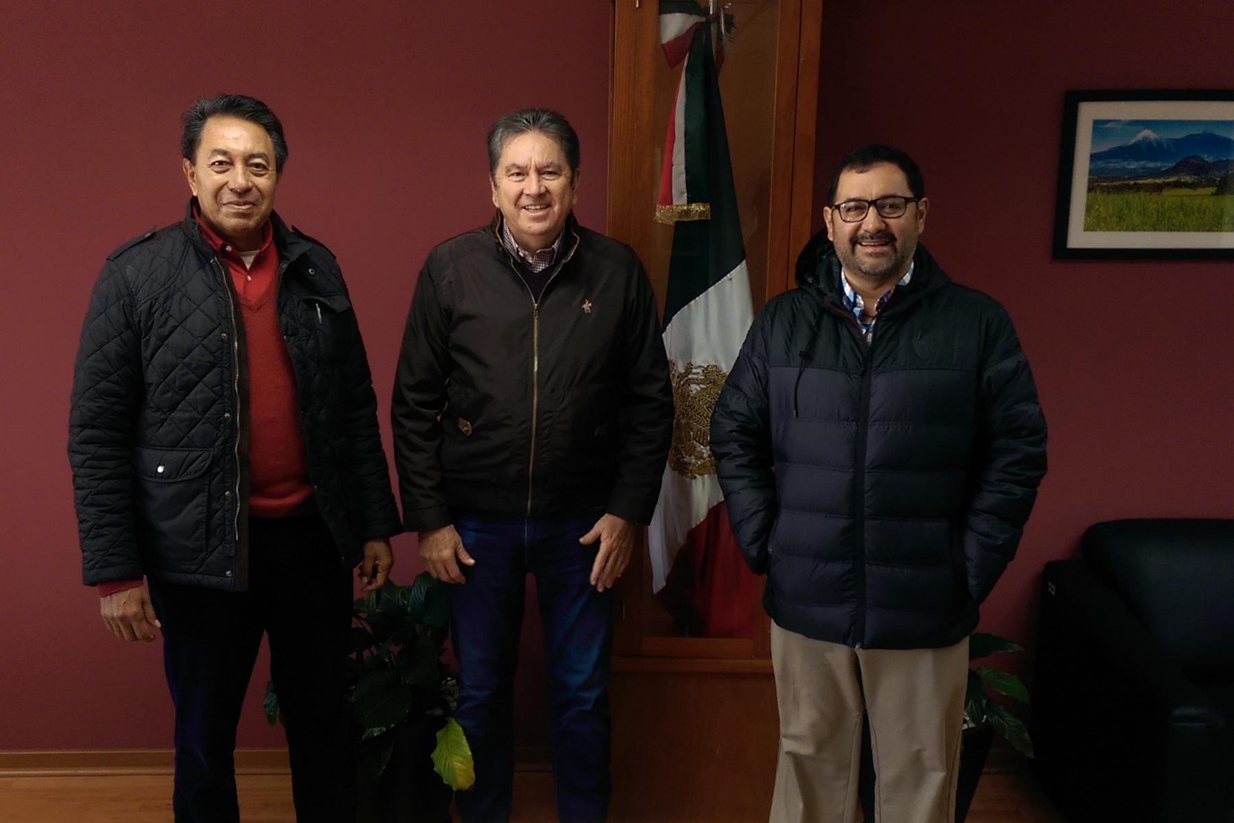 Reforzarán SAGARPA y AMSDA cooperación en el sector rural.