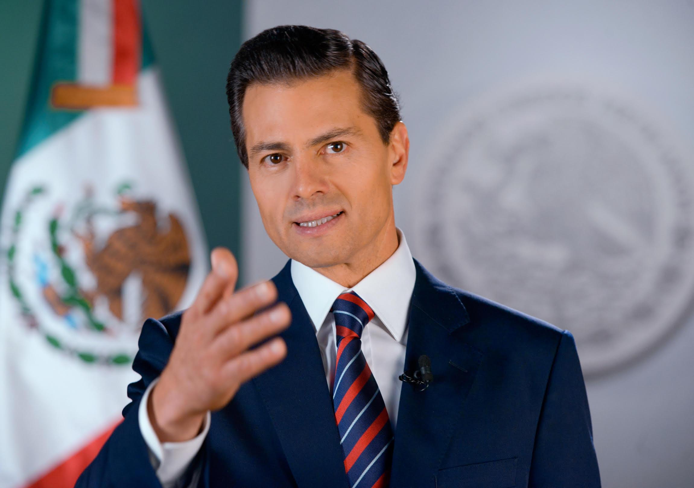 En el Gobierno de la República estamos  decididos a seguir transformando a México, dijo el Primer Mandatario.