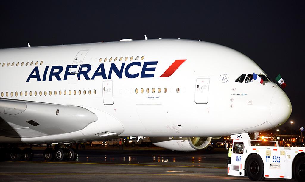 Industria aérea registró importante incremento del 12.6 en 2015