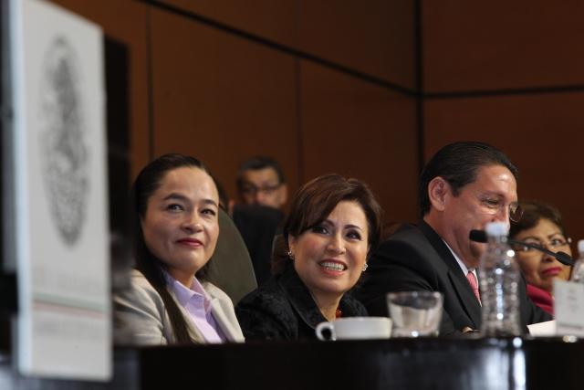 En el Gobierno de la República se piensa en los 53 millones de mexicanos en condiciones de pobreza y en los 7 millones en pobreza extrema alimentaria, no en elecciones.
