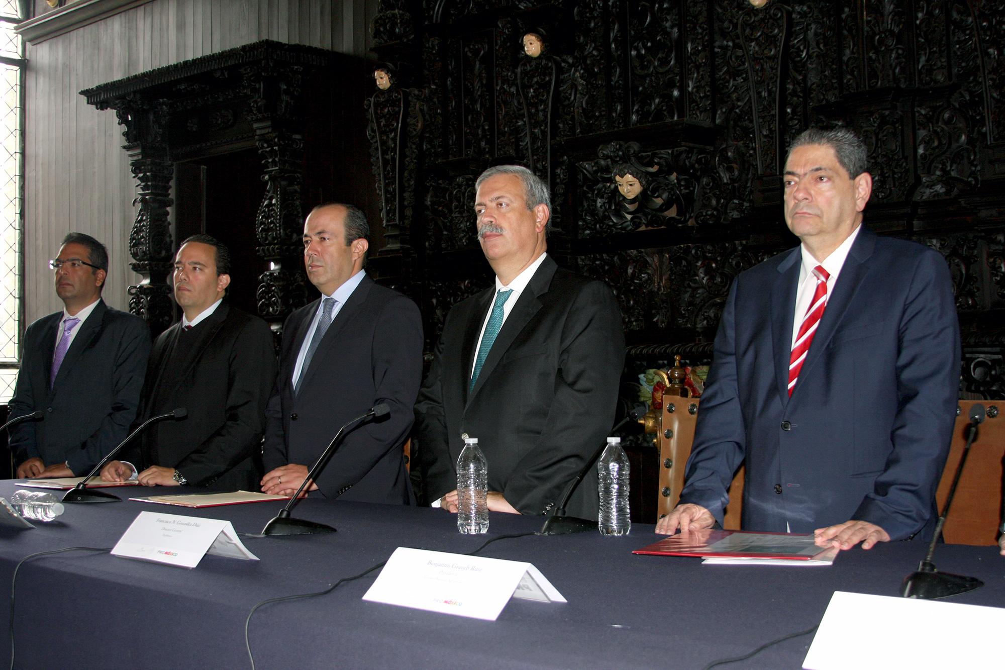 El Gobierno de la República presenta Estrategia Nacional para la Promoción de las Exportaciones Mexicanas hacia el Mercado Halal