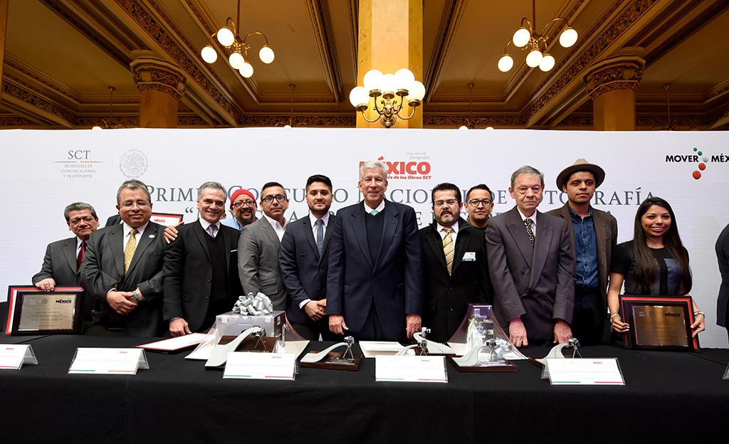 Gran programa de infraestructura carretera en 2016, para avanzar en el objetivo de convertir a México en una plataforma logística global