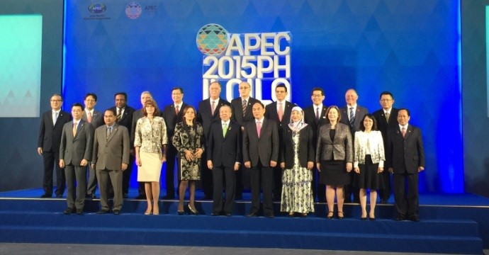 INADEM participates in the Ministerial Meeting of Small and Medium-sized Enterprise of APEC