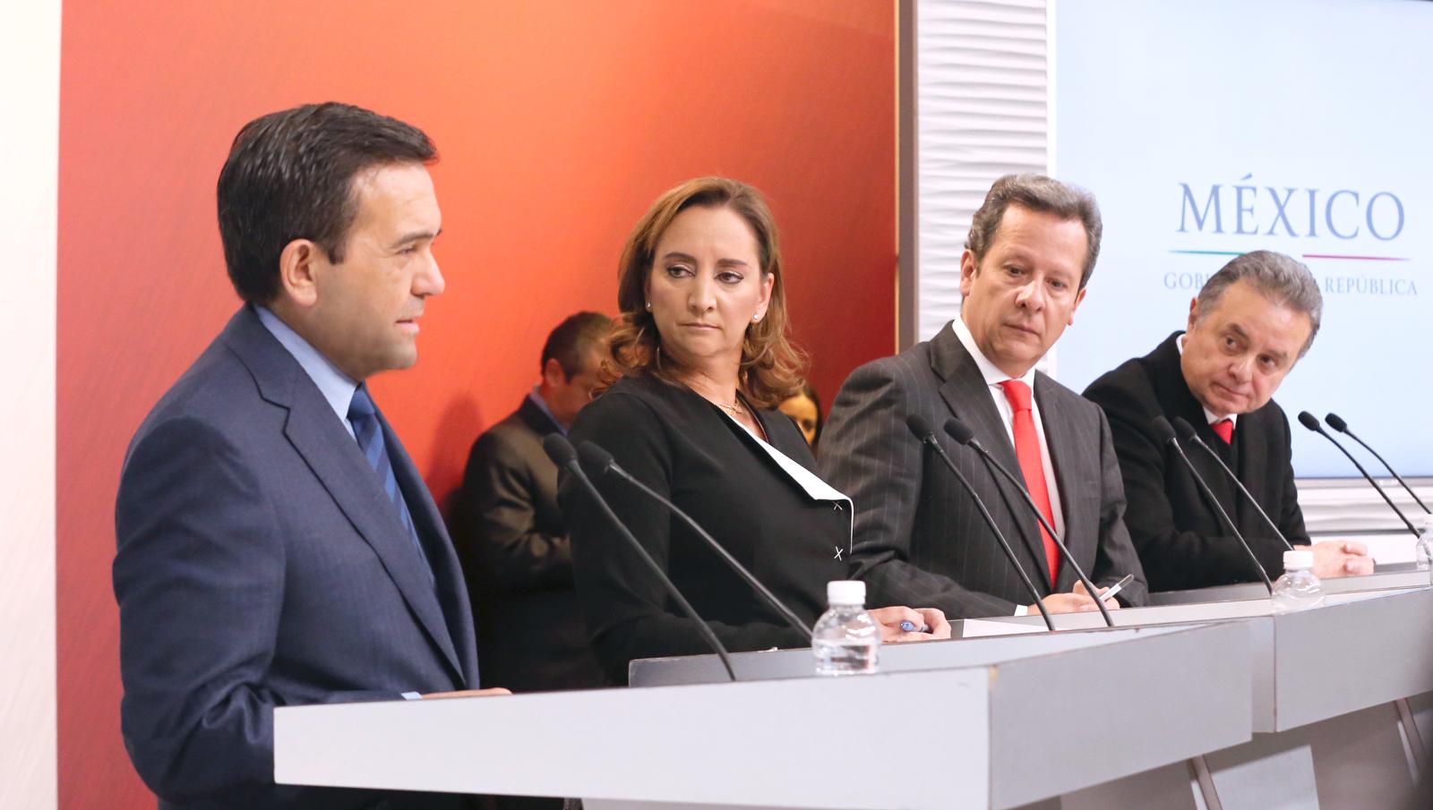 El Presidente Enrique Peña Nieto visitará la Península Arábiga