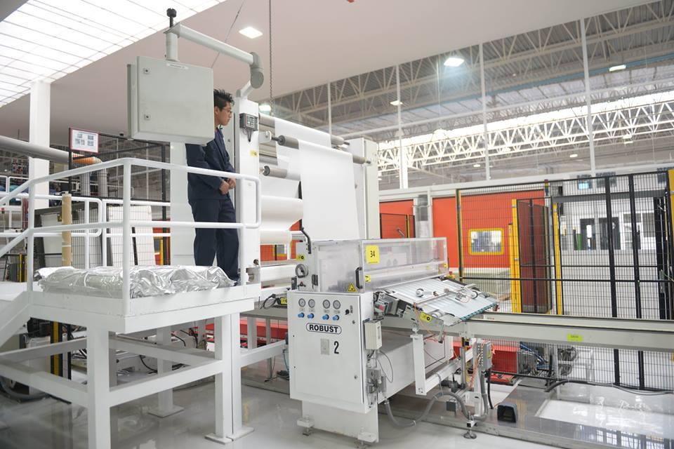 """El Presidente Enrique Peña Nieto Inauguró la Fábrica de Paneles Solares IUSASOL y la Central Solar Fotovoltaica """"Don Alejo""""."""