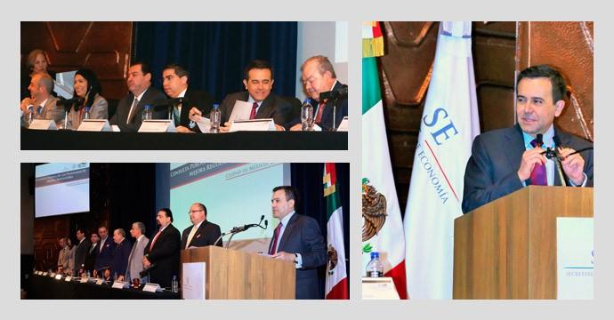 Opening of the Public Consultation Forum of the Regulatory Improvement Programs 2015-2016