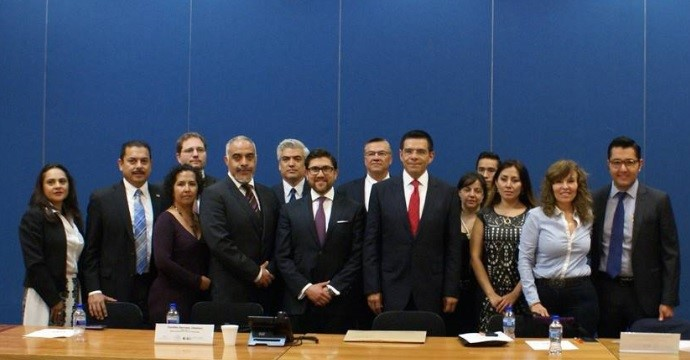 The Association of Businessmen Mexico-Germany was established
