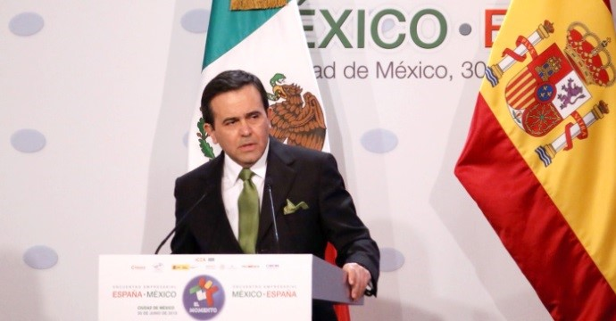 The Mexico-Spain Business Forum was held