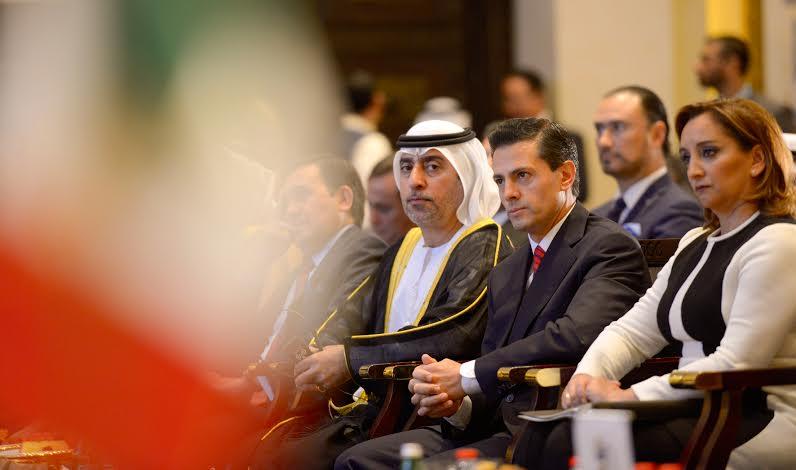 México es un socio comercial muy importante para nosotros: Majid Saif Al Ghurair, Presidente de la Cámara de Comercio e Industria de Dubái.