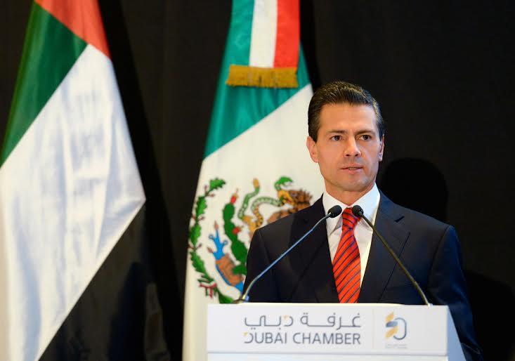 Tenemos una gran coincidencia con los Emiratos Árabes Unidos, que con gran visión se está preparando para enfrentar los grandes retos del futuro, como México lo está haciendo, enfatizó el Primer Mandatario.