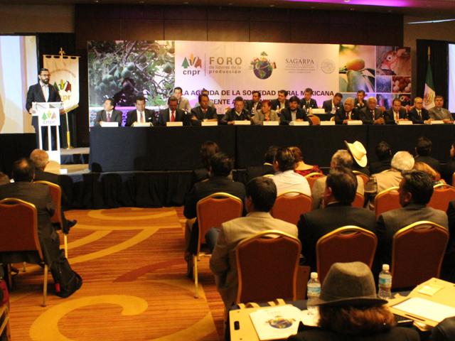 Unidad entre productores, industria y autoridades genera un campo más productivo: SAGARPA.