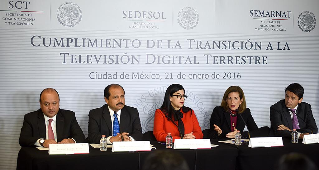Esfuerzo compartido y sin precedentes permite cumplimiento a cabalidad del programa Transición a la Televisión Digital Terrestre
