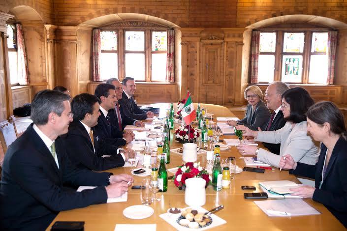 Las partes acordaron que la negociación que se llevará a cabo se hará de manera rápida y eficiente.