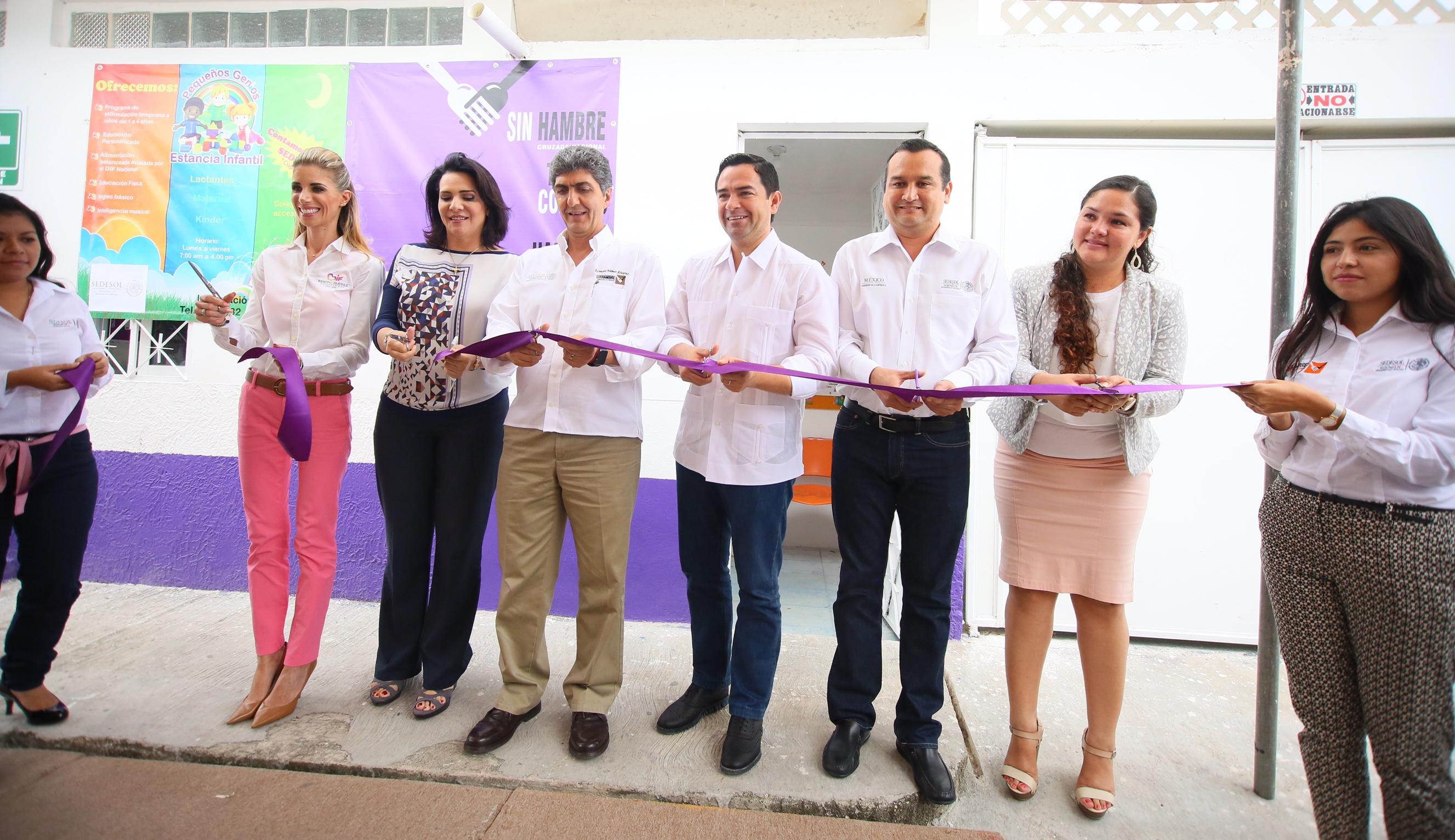 Sedesol destinó 3 mil millones de pesos a programas sociales en Quintana Roo en los últimos tres años.